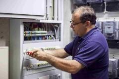 Überprüfungsbefund der Elektroanlage